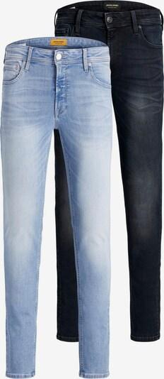 JACK & JONES Jeansy 'Liam' w kolorze jasnoniebieski / ciemny niebieskim, Podgląd produktu