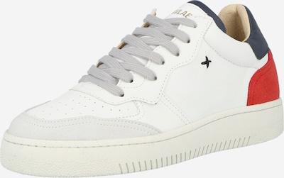 Sneaker low New Lab pe bleumarin / roșu / alb / alb murdar, Vizualizare produs