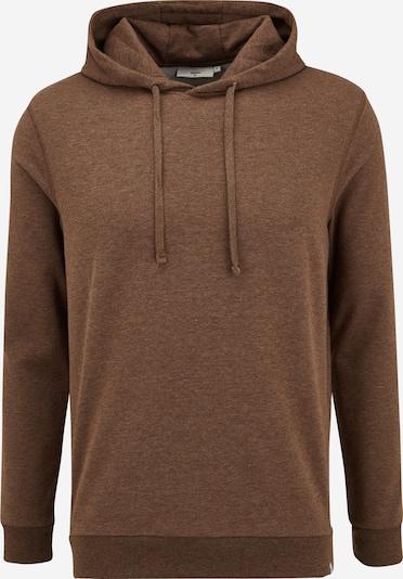 minimum Sweatshirt 'Stender' in braun, Produktansicht