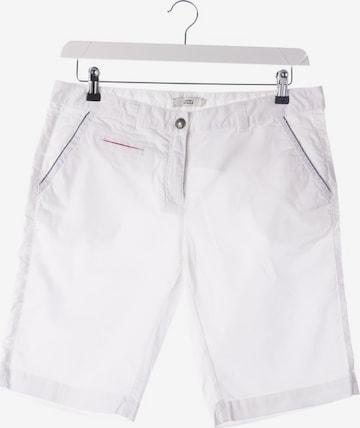0039 Italy Shorts in L in White