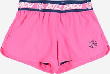 BIDI BADU Shorts 'Cara Tech' in Pink