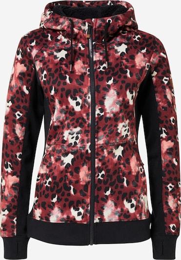 Džemperis iš ROXY , spalva - raudona / juoda, Prekių apžvalga
