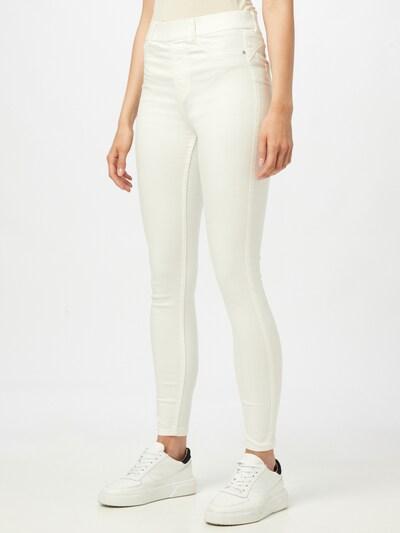 NEW LOOK Džinsa legingi, krāsa - balts, Modeļa skats
