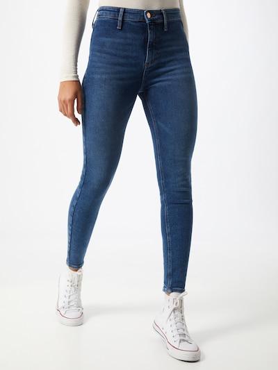 River Island Jeans 'Kaia' in dunkelblau, Modelansicht