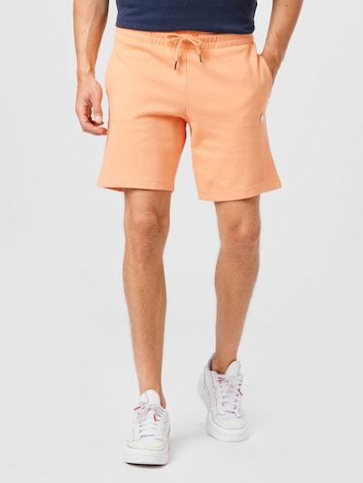 JACK & JONES Shorts in hellorange, Modelansicht