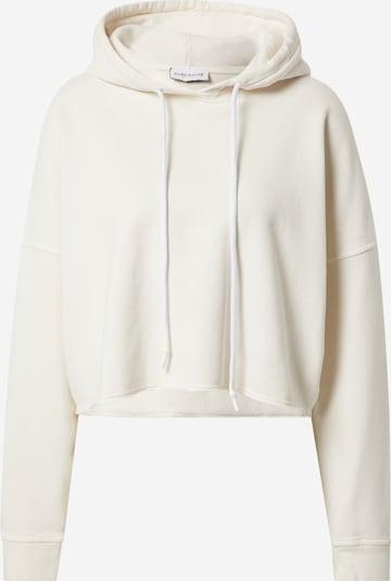 Karo Kauer Sweat-shirt 'Stella' en crème, Vue avec produit