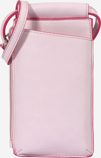TOM TAILOR DENIM Umhängetasche 'Elia' in rosa, Produktansicht