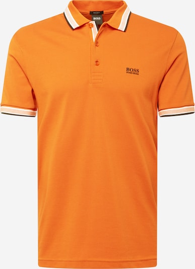 BOSS ATHLEISURE Shirt 'Paddy' in orange, Produktansicht