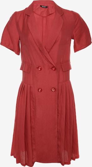 Madam-T Kleid 'Teodorina' in rot, Produktansicht