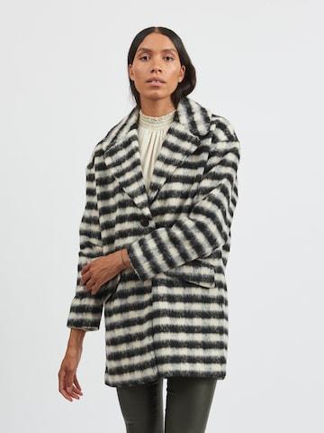 VILA Between-Seasons Coat 'Alissi' in Black