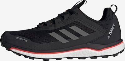 ADIDAS PERFORMANCE Chaussure de course 'Terrax' en gris / noir, Vue avec produit