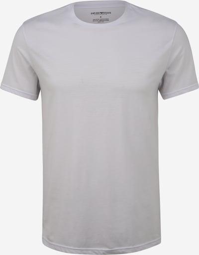 Emporio Armani T-Shirt en blanc, Vue avec produit