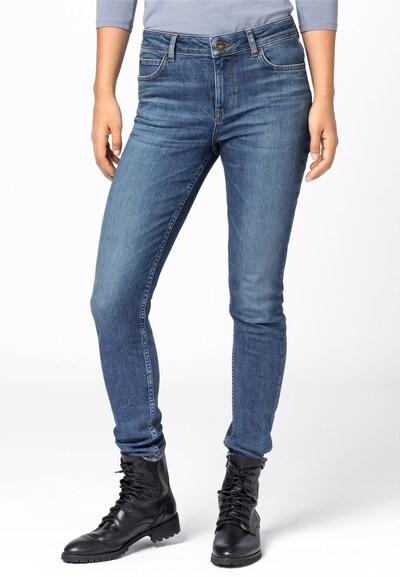 HALLHUBER Jeans in blau, Modelansicht