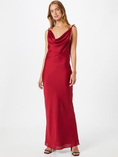 SWING Kleid in rot, Modelansicht