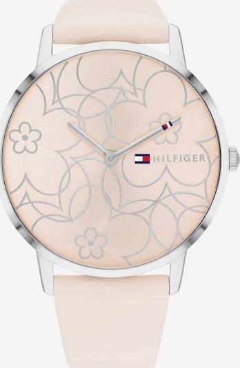 TOMMY HILFIGER Analogni sat u pastelno roza / srebro, Pregled proizvoda