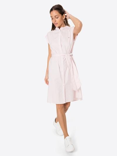 TOMMY HILFIGER Košeľové šaty - svetloružová: Pohľad spredu