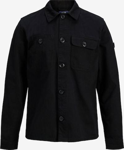 Jack & Jones Junior Hemd 'Ben' in schwarz, Produktansicht