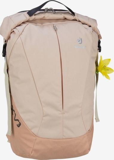 DEUTER Rucksack 'XV 3 SL' in beige, Produktansicht