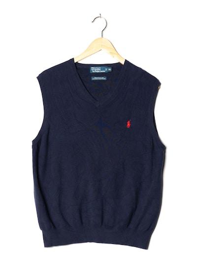 Polo Ralph Lauren Weste in M-L in dunkelblau, Produktansicht