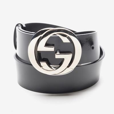 Gucci Gürtel in M in schwarz, Produktansicht