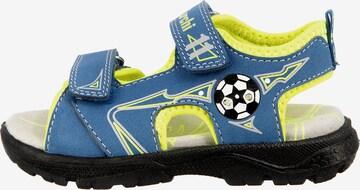 LURCHI Sandale in Blau