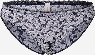 Moteriškos kelnaitės 'DAYLA' iš ESPRIT, spalva – tamsiai mėlyna / rožinė / balta, Prekių apžvalga