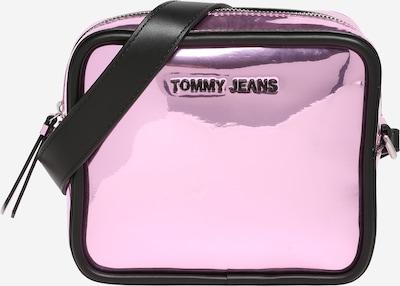Tommy Jeans Skuldertaske i lyserød / sort, Produktvisning