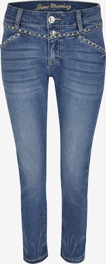 Blue Monkey Jeans Sandy in blau, Produktansicht