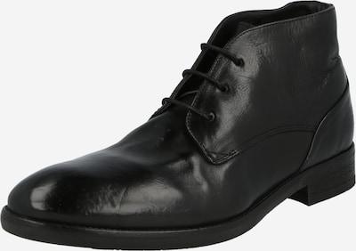 Hudson London Ботуши с връзки 'Iommi' в черно, Преглед на продукта