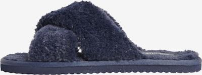 Superdry Huisschoenen 'Velvet' in de kleur Marine, Productweergave