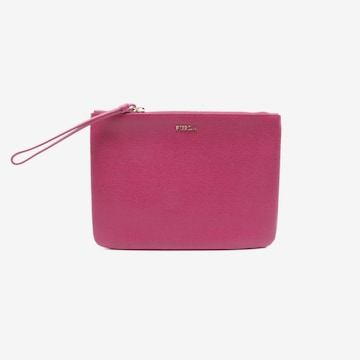 FURLA Clutch in One Size in Pink