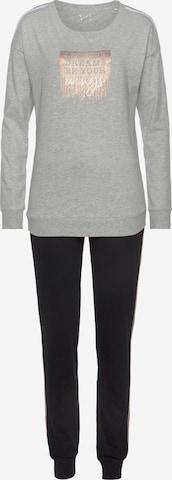 VIVANCE Pajama 'Dreams' in Grey
