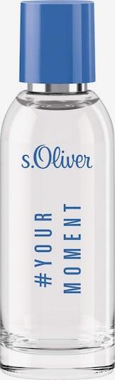 s.Oliver Eau de Toilette in blau / transparent, Produktansicht