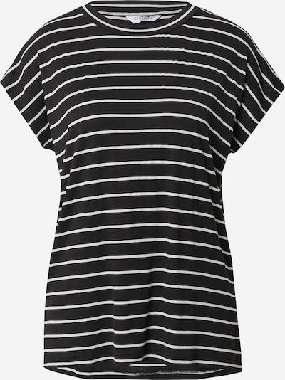 ZABAIONE Camiseta 'Sagada' en negro / blanco, Vista del producto