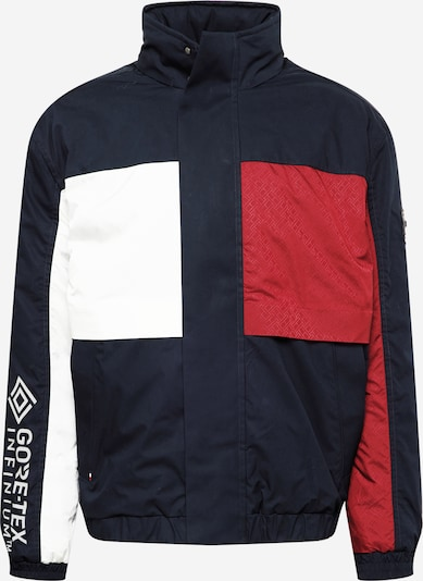 TOMMY HILFIGER Between-Season Jacket in Navy / Red / White, Item view