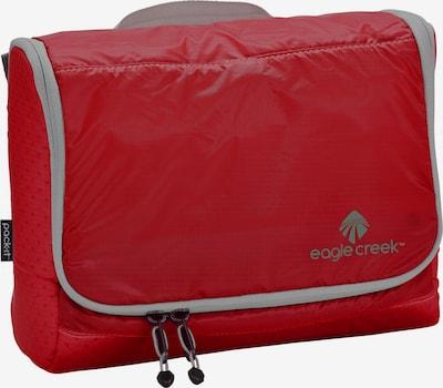 EAGLE CREEK Kulturbeutel 'Pack-It Specter™' in grau / rot, Produktansicht