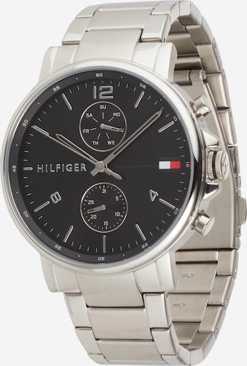 TOMMY HILFIGER Uhr 'Daniel' in schwarz / silber, Produktansicht