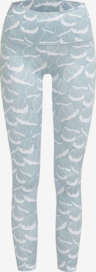 Boochen Leggings in hellblau, Produktansicht