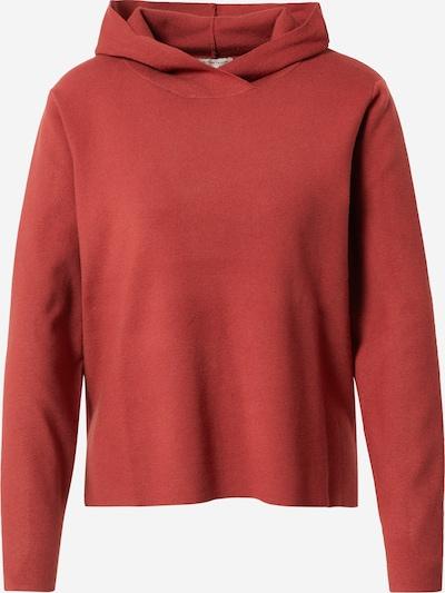TOM TAILOR Pullover in dunkelrot, Produktansicht