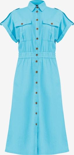 Finn Flare Sommerkleid in türkis, Produktansicht