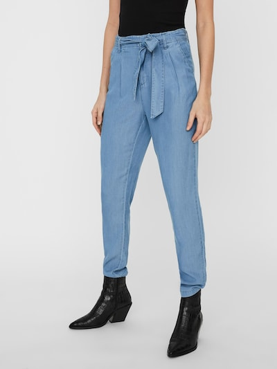 VERO MODA Hose 'Mia' in blue denim, Modelansicht