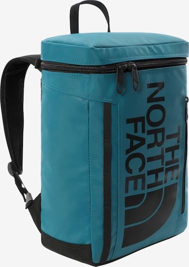 THE NORTH FACE Rucksack in petrol / schwarz, Produktansicht