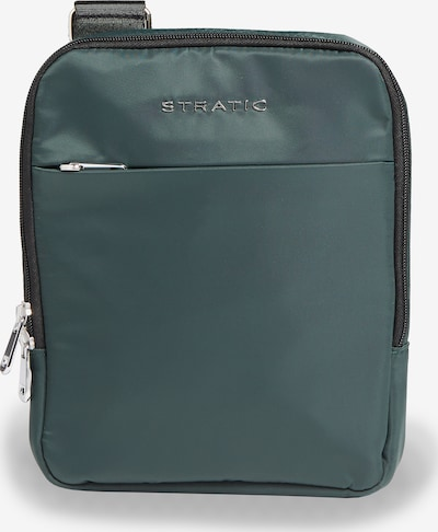 Stratic Tasche in dunkelgrün, Produktansicht