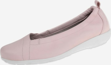 Natural Feet Ballet Flats 'Polina' in Pink