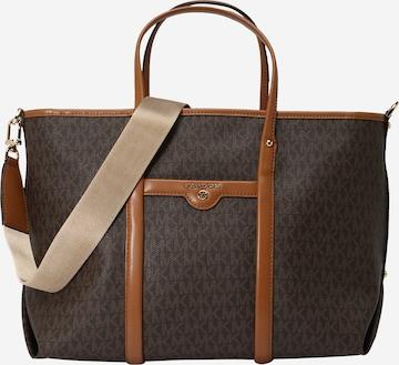 MICHAEL Michael Kors - Shopper en marrón