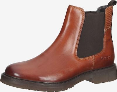 bugatti Chelsea Boots en cognac / brun foncé, Vue avec produit
