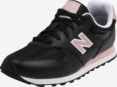new balance Zemie brīvā laika apavi 'WL393' rožkrāsas / melns / balts, Preces skats