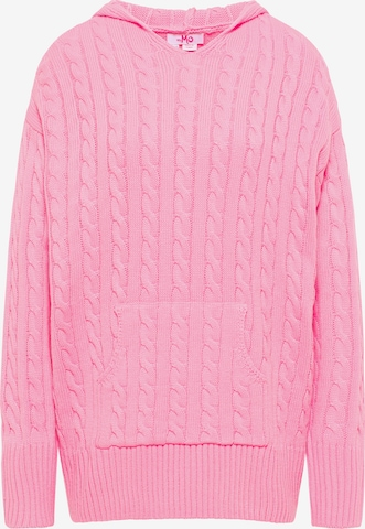MYMO Oversized Sweater in Pink