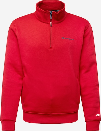 Champion Authentic Athletic Apparel Sweatshirt in rot, Produktansicht