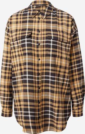 VERO MODA Bluza 'Fuxy' u bež / smeđa, Pregled proizvoda